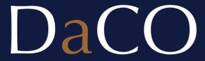 Logo de DaCO Asesores